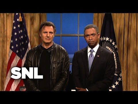 Obama's Ukraine Address - SNL