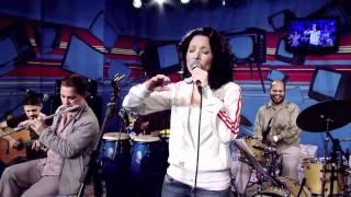 """Patricia Marx e Bruno E. em """"Despertar"""" no Estúdio Showlivre 2011"""