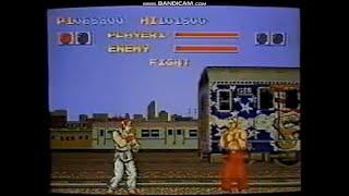 【PCエンジン 】「初代 ストリートファイター(ファイティングストリート)紹介動画」カプコン PCエンジンDUO CD-ROM2 TurboDuo TurboGrafx-16【CAPCOM】