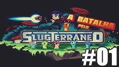 A Batalha Pelo SlugTerrâneo #01 : Meus Pokemon =P (Continua?)