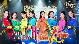 TÌNH KHÚC VÀNG | Anh Cho Em Mùa Xuân | Thuý Nga - PN 124