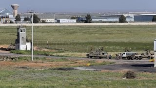 قتلى وجرحى من الجنود الاردنيين في انفجار قرب الحدود مع سوريا