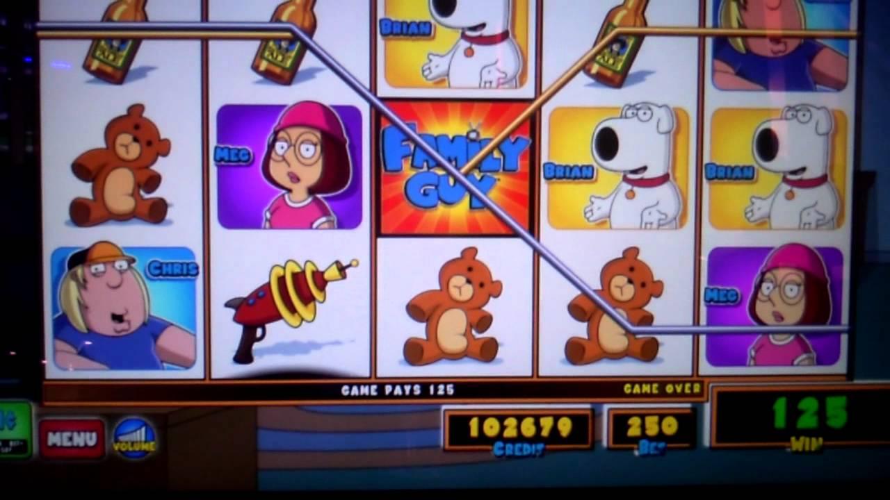 Family Guy Slot Machine For Sale