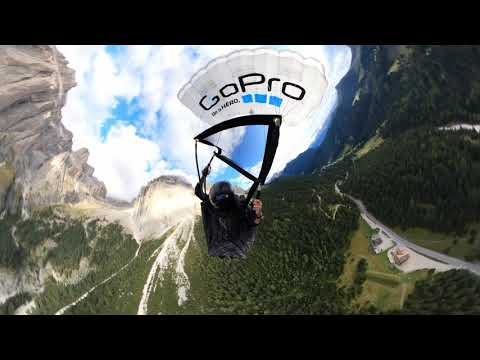 GoPro Fusion MAX flying over Italy