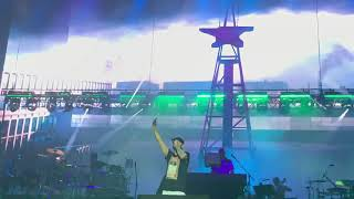 Eminem - Just don't give a f**k (Live at Perth, Australia, 02/27/2019, Rapture 2019)