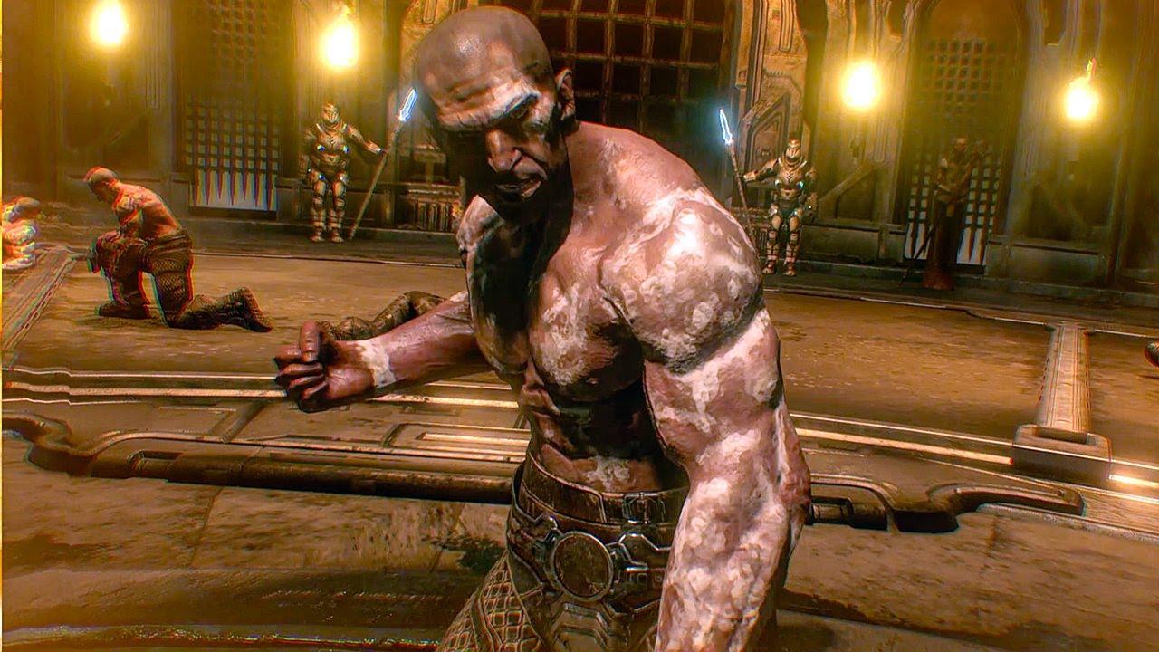 DOOM ETERNAL Doom Slayer True Identity Revealed Scene HD - YouTube