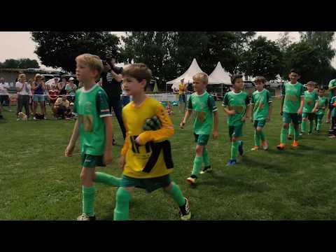 Das Video zum Kicken für Kinder Turnier