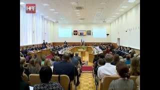 Выступления Юрия Бобрышева продолжалось около часа и завершилось заявлением о готовности у