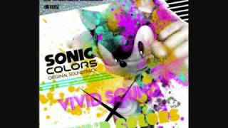 Sonic Colours - Area - Asteroid Coaster (Theme Song)