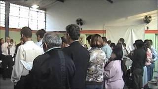 Mesa do Senhor em Taboão da Serra, SP (Parte 2 de 4)