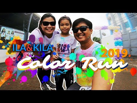 International Learning Academy Color Run 2019