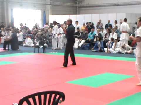 Kyokushin , -70 kg Campionatul Național de Seniori , Arad