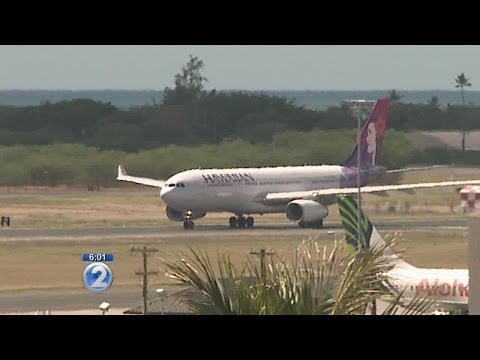 FBI investigating stowaway of Hawaiian Airlines flight