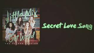 Little Mix Secret Love Song Feat Jason Derulo