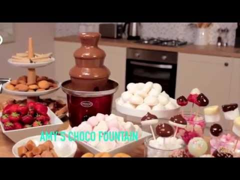 Choclate Fountain Chandigarh | Amy Events