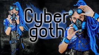 Look Cybergoth & Cyberpunk | Com o marido | LUCK DO DIA #2