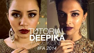 Tutorial | Deepika Padukone 2014 IIFA Awards Make-up Look | Kaushal Beauty Thumbnail
