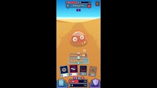 Void Tyrant (by Armor Games) - card game for android and iOS - gameplay.