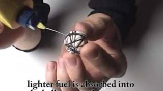 How To Make Fire Balls Without Burn your hands