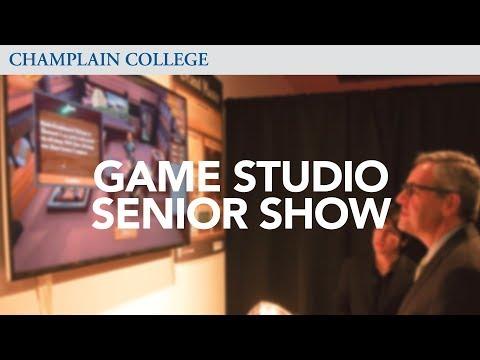 Game Studio Senior Show   Champlain College