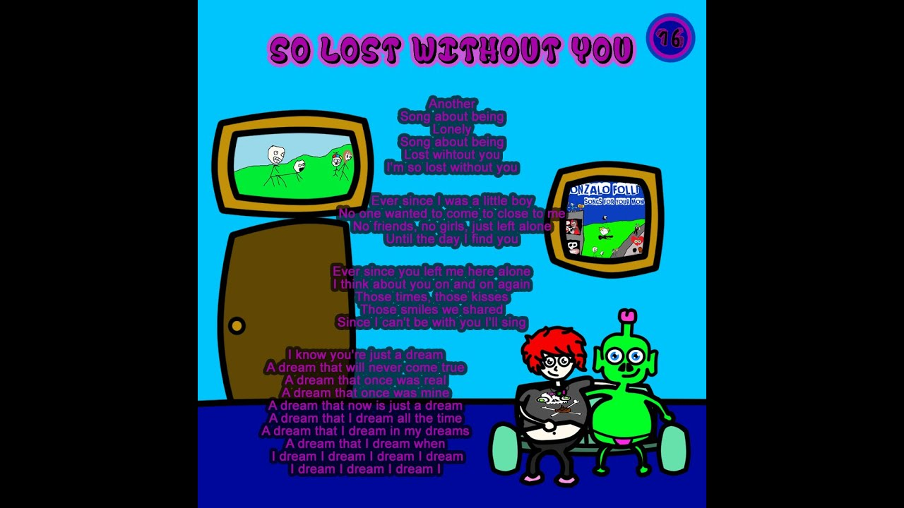 Gonzalo Folli So Lost Without You Youtube
