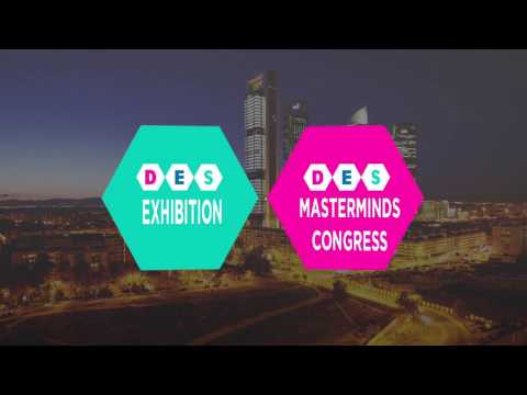 Digital Enterprise Show Madrid, 24-26 May 2016