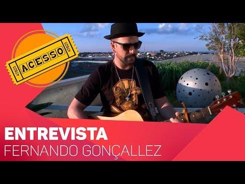 Entrevista com Fernando Gonçallez - TV SOROCABA/SBT