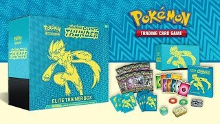 Lost Thunder Elite Trainer Box Opening