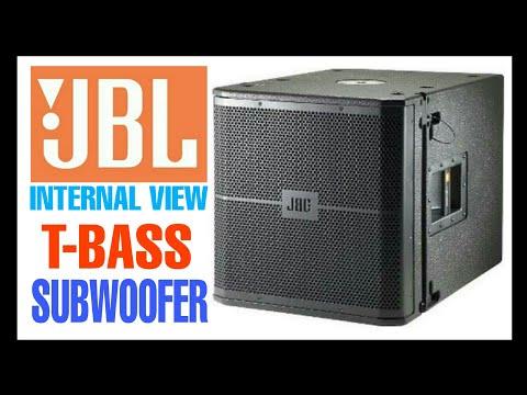 JBL T18  Bass Cabinet - Dj HPS PRODUCTION