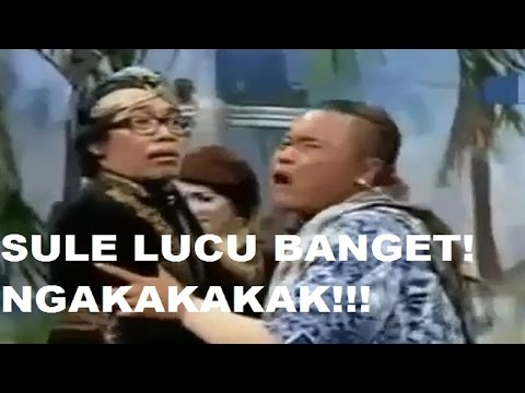 SULE LUCU BANGET SUMPAH!!  BIKIN Sakit Perut Liat Tingkah LUCU nya