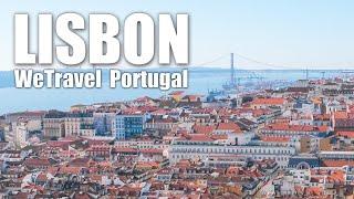 Путешествие по Португалии Лиссабон