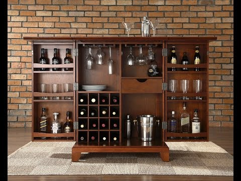 The Most Valuable Small Bar Cabinet Design For Best Home Bar