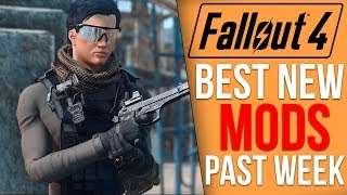 This Mod Adds Epic Bounties into Fallout 4 - The 5 Best Mod Releases of the Past Week
