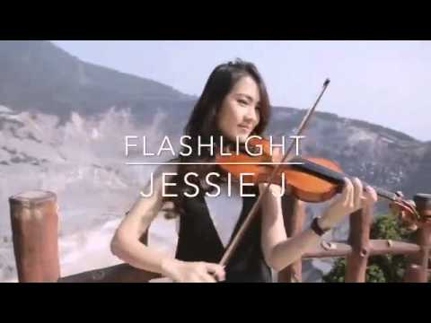 Jessie J - Flashlight - (Violin Cover) - By Kezia Amelia