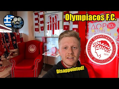 Karaiskakis Stadium! Home to OLYMPIACOS FC!