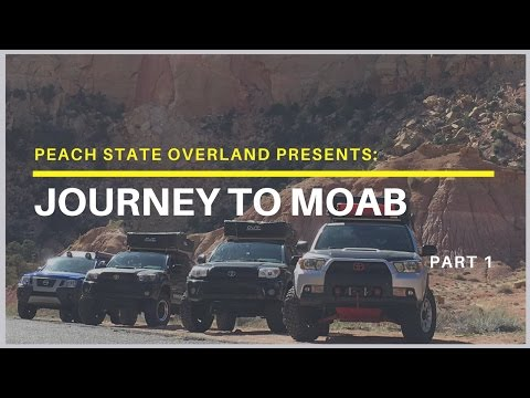 Journey To Moab: Part 1