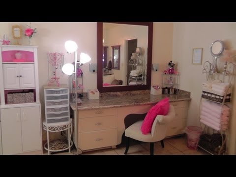 & Makeup Collection u0026 Storage (Updated) - YouTube