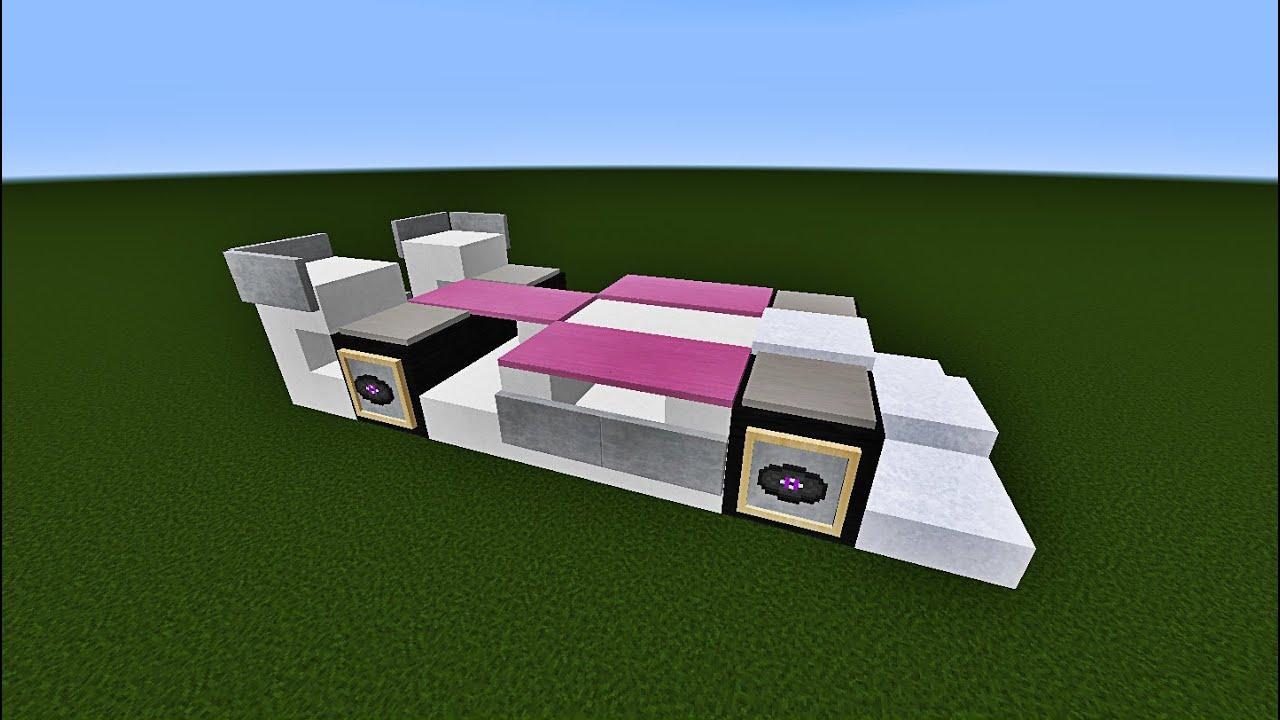 tuto minecraft comment faire une voiture de sport youtube. Black Bedroom Furniture Sets. Home Design Ideas