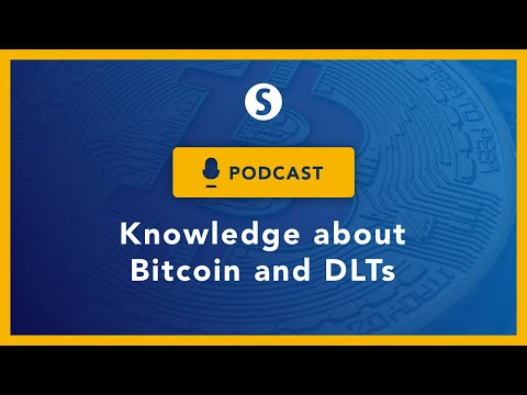Sesterce Podcast - Ep 3 - Further Knowledge About Bitcoin And DLTs