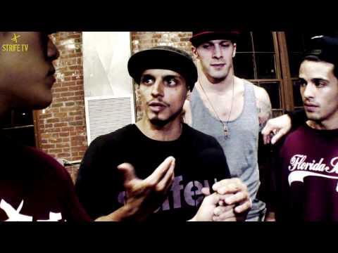 Skill Methodz | STRIFE. | Crew interview