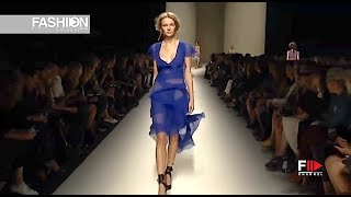 ALBERTA FERRETTI Spring Summer 2014 MIlan - Fashion Channel