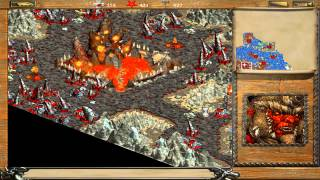 Let's play good old games: Disciples Sacred Lands part 52 HD (english) Very Hard lvl
