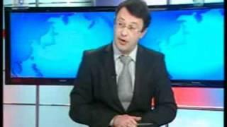 новости, 9 канал, о Либермане про выборы в РФ