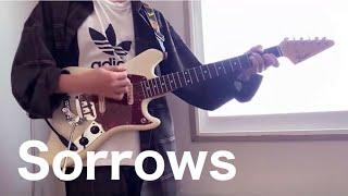 KingGnu - Sorrows ギター 弾いてみた 【衣装】 北に来た。