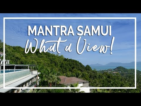 Koh Samui | Mantra Samui Resort, Breathtaking Island Views