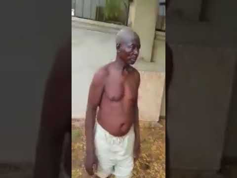 Kidnapper Forced To Wake Girl Up After Hypnotizing Her For Money Ritual (Video
