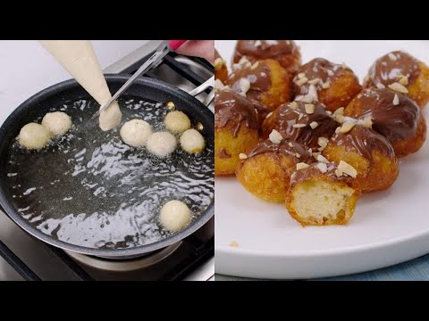 Fried fritters the method to try now