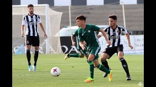 Resumen del partido RB Linense-Betis Deportivo (4-1)