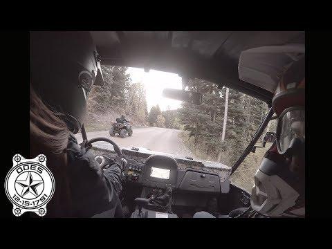 Riding Shotgun in the 2018 Dominator X4