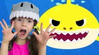 Baby Shark  - Dance Animal Songs by Ulya Sing and dance